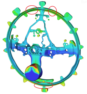 steering-wheel-surface-defects-cfd-simulation